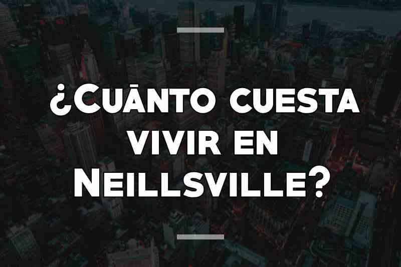 ¿Cuánto cuesta vivir en Neillsville