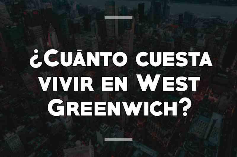 ¿Cuánto cuesta vivir en West Greenwich